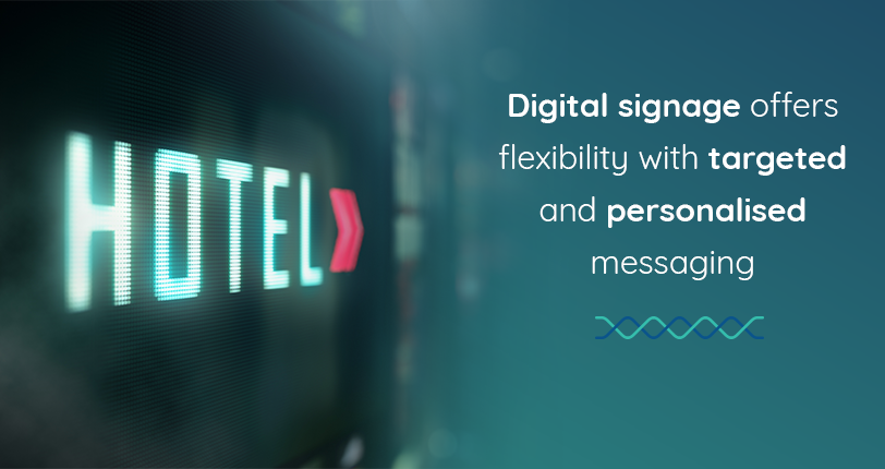 Delivering the Message with Digital Signage