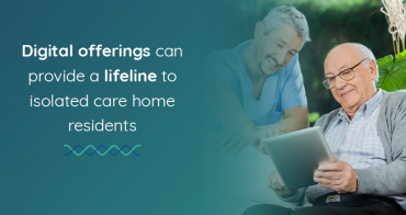Staying Connected: Internet Access for Care Home Residents in Isolation